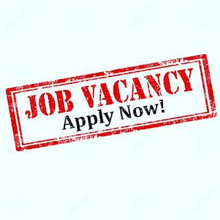 Vacancy for reporters