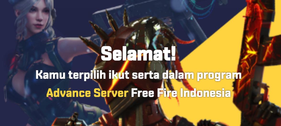 Cara Masuk Advance Server Free Fire Indonesia - Retuwit   Just Ordinary