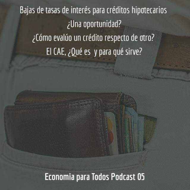 Economía para todos - Podcast 05