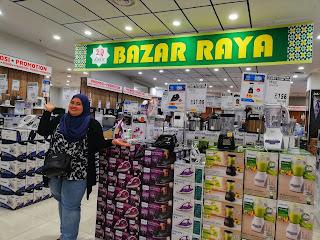 4 sebab kenapa perlu shopping sempena Ramadan ni di LuLu Hypermarket KL