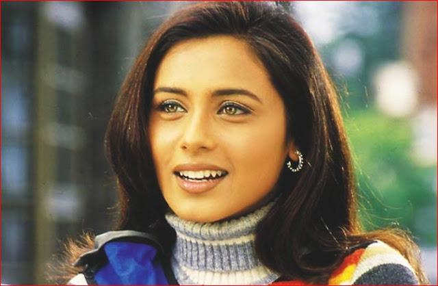 Rani Mukerji at Shahid Kapoor & Mira