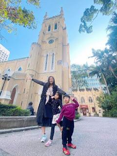 [遊樂小記] 香港最古老的西式教會建築物 - 聖約翰主教座堂