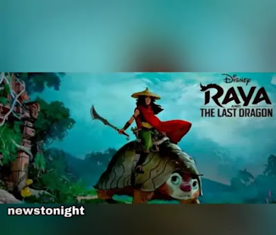 Raya and the Last Dragon Trailer and First Photos | newstonight