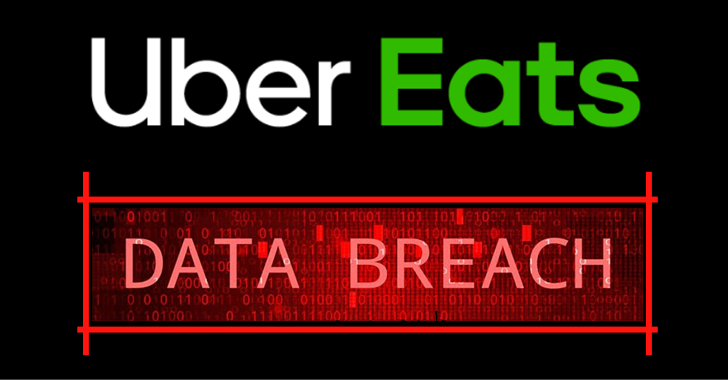 Hackers Leaked UberEats Data On DarkWeb