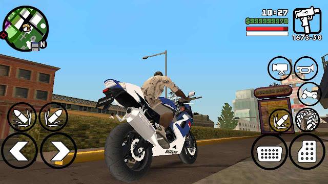 GTA San Andreas Apk + obb