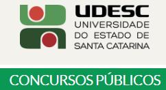 Edital UDESC 2018 Técnico Universitário