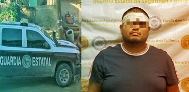 """Es capturado en Tijuana """"El Cabo 62"""" trabajo para Los Arellano, El CJNG y El Cártel de Sinaloa"""