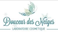 logo de douceur des neiges laboratoire de soins cosmétiques en ariège