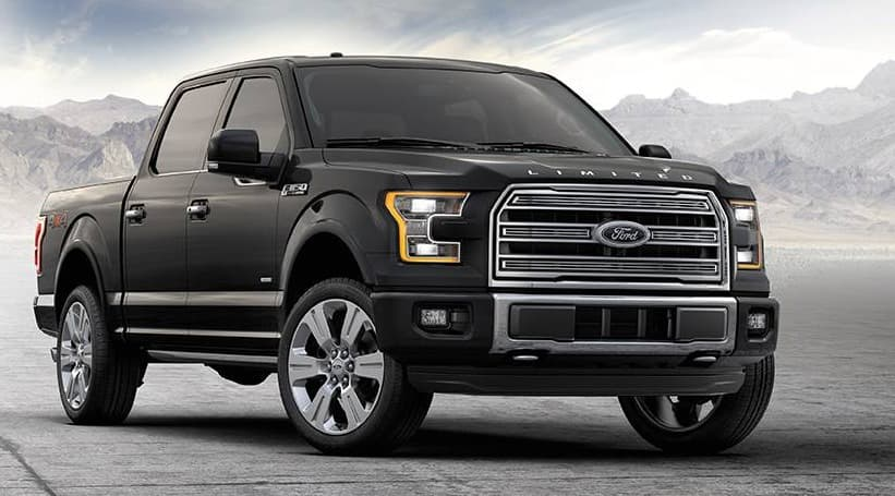 2016 Ford F150 Towing Capacity