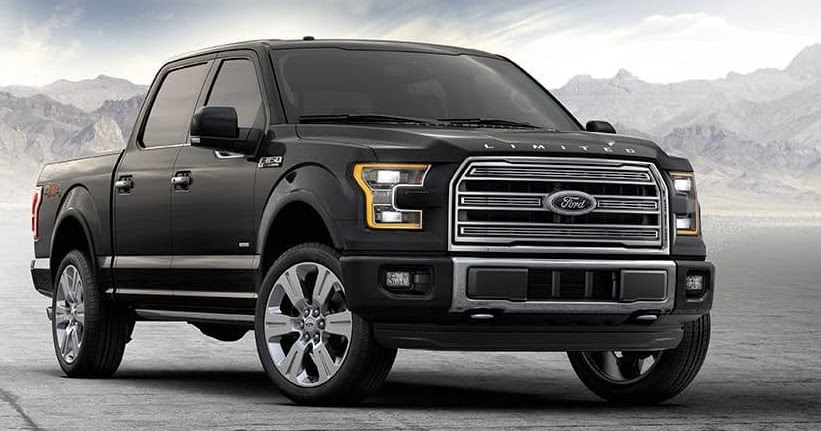 2016 Ford F150 Towing Capacity - CarFoss