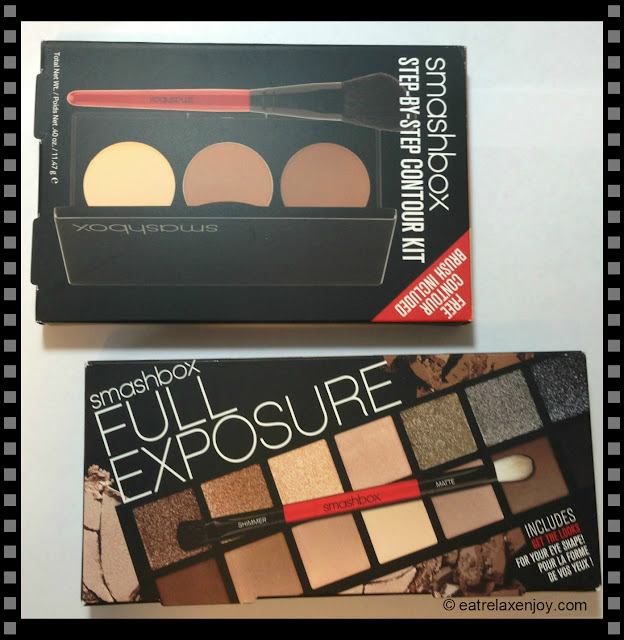 Smashbox Full Exposure Kit and Contour Kit