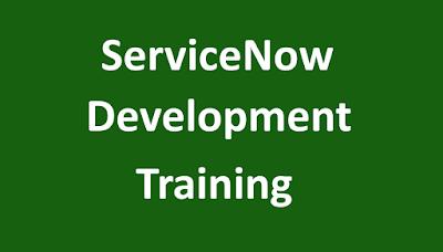 best servicenow developer training, online servicenow training, learn servicenow