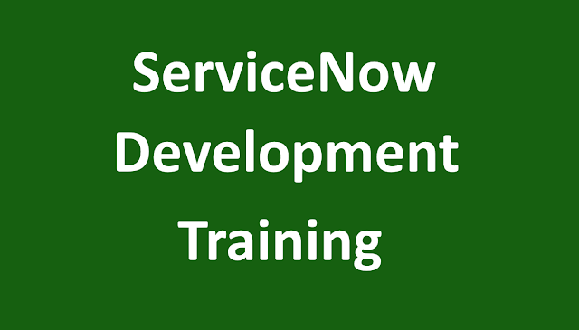 ServiceNow Development Training | What to Learn and Practice | Self Study
