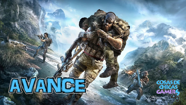 Avance Ghost Recon