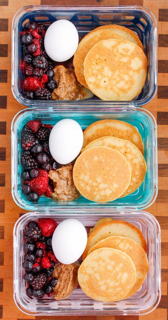 PALEO PANCAKE BREAKFAST MEAL PREP BOWLS #healthyrecipeseasy #healthyrecipesdinnercleaneating #healthyrecipesdinner #healthyrecipesforpickyeaters #healthyrecipesvegetarian #HealthyRecipes #HealthyRecipes #recipehealthy #HealthyRecipes #HealthyRecipes&Tips #HealthyRecipesGroup  #food #foodphotography #foodrecipes #foodpackaging #foodtumblr #FoodLovinFamily #TheFoodTasters #FoodStorageOrganizer #FoodEnvy #FoodandFancies #drinks #drinkphotography #drinkrecipes #drinkpackaging #drinkaesthetic #DrinkCraftBeer #Drinkteaandread