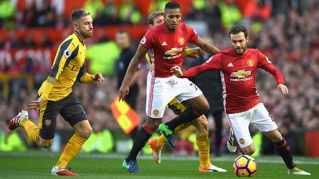 Prediksi Bola Manchester United vs Arsenal Liga Inggris
