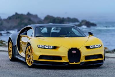 Bugatti Will Start Thinking About Next Year's Chiron's Successor
