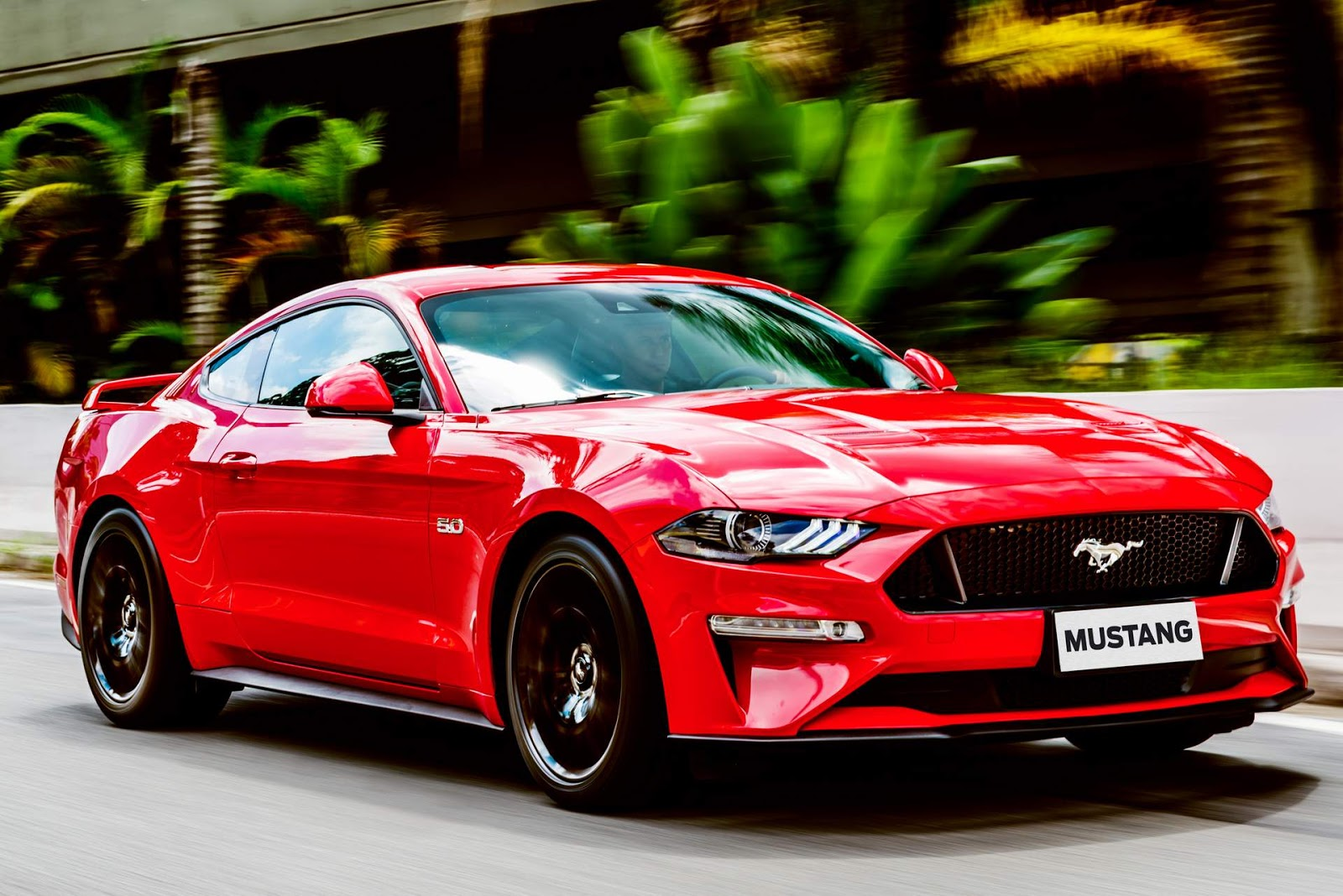 Mustang gt premium 2018 brasil