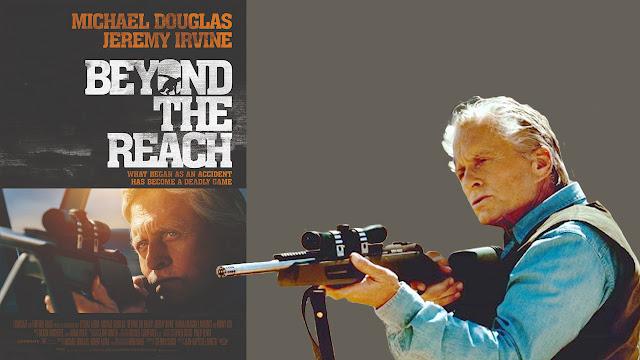 Review Beyond the Reach, Douglas Pemburu Liar yang  Gila
