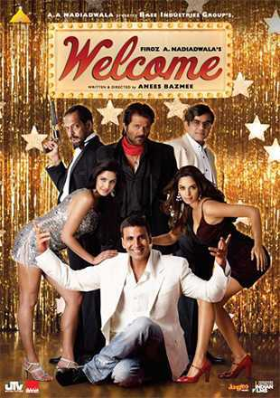 Welcome 2007 Full Hindi Movie Download DVDRip 720p
