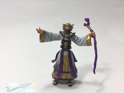 mô hình nhân vật Tam Quốc Chí trương giác