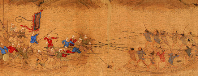 Wokou and Chinese pikemen