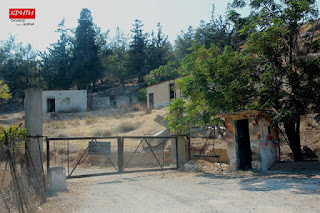 το εγκαταλελημενο στρατοπεδο μπετεινακη