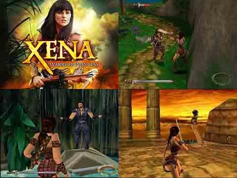 تحميل لعبة زينا - Xena: Warrior Princess -العاب بلاي يستيشن 1 -2020