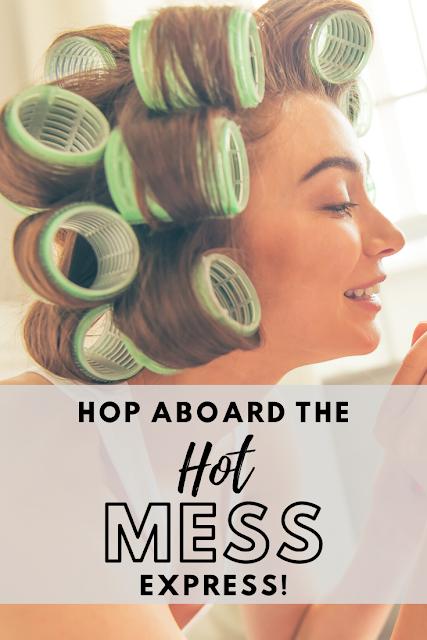 Mom2MomEd Blog: Hop aboard the hot mess express!