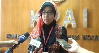 Presiden Jokowi Resmi Pecat Komisioner KPAI Sitti Hikmawatty Dengan Tidak Hormat
