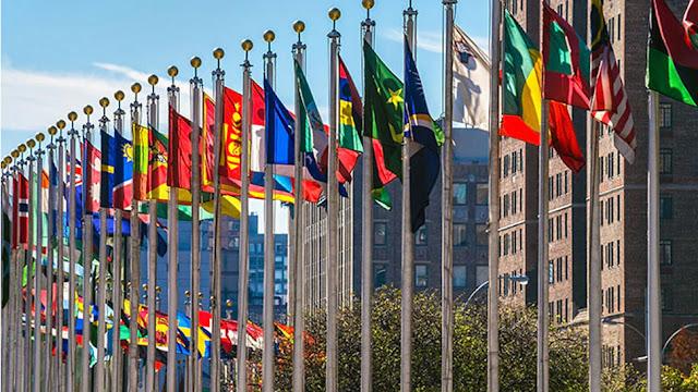 संयुक्त राष्ट्र संघ की स्थापना के कारण,सयुंक्त राष्ट्र संघ U.N.O. की सुरक्षा परिषद् में कितने स्थाई सदस्य है,संयुक्त राष्ट्र संघ के अस्थायी सदस्य