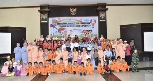 Sumber foto : Kepala Penerangan Pangkalan TNI AU Supadio