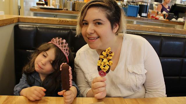 Les Pops Glacés signés Juliette & Chocolat