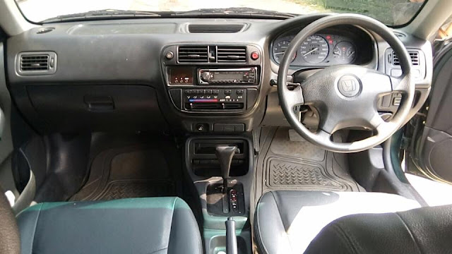 Honda Civic Ferio bekas tahun 2000