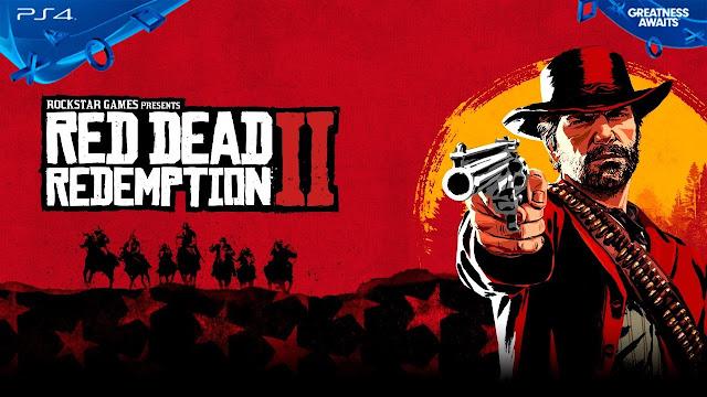 الكشف رسميا عن المحتويات الحصرية للعبة Red Dead Redemption 2 على جهاز بلايستيشن 4 ، إليكم القائمة ..