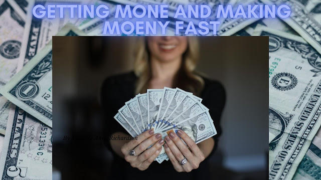 learn getting money online and making money fast