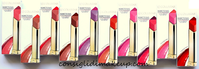rossetto duo collistar