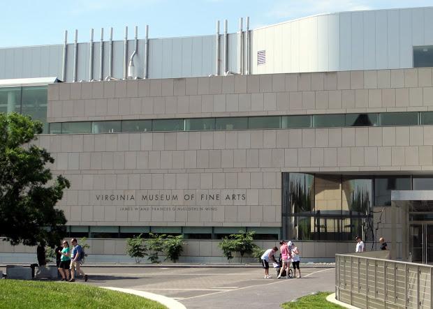Hasty Pics Virginia Museum Of Fine Arts - Richmond