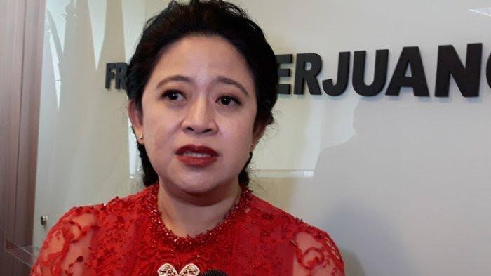 Kabar Buruk: Ketua DPR Dijabat Puan Maharani!