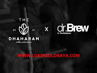 Lowongan Kerja Marketing, Koki dan Barista The Dhaharan Coffee Solo