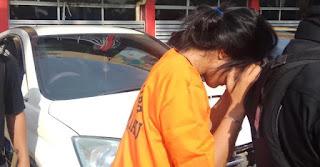 Honorer Dishub Kota Kupang ditangkap Polisi