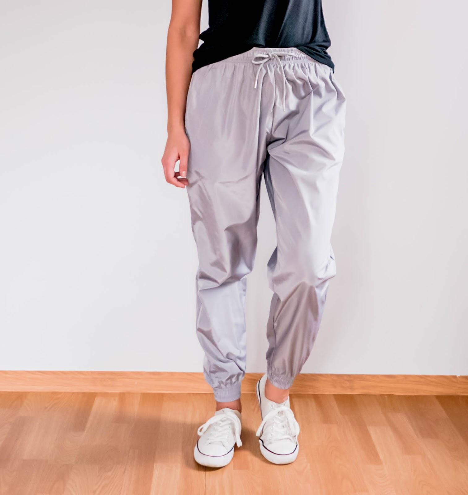 wygodne spodnie sportowe
