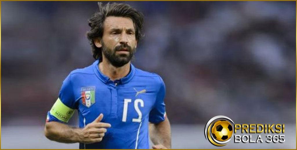 Profil Pirlo, Pemain Legenda Italia Yang Dipoles Carlo Ancelotti