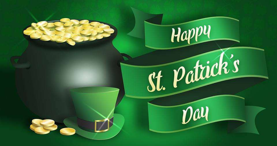 St. Patrick's Day Wishes Images download