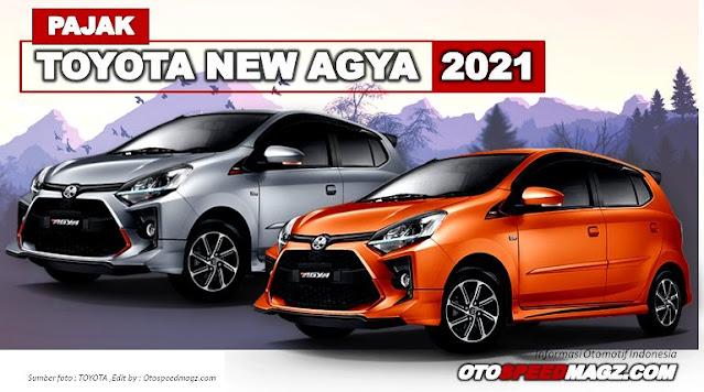 daftar-pajak-toyota-new-agya-2021-terbaru