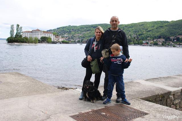 Noi di ViaggiamoHG al Lago Maggiore