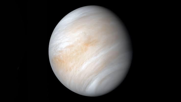 Planet Venus yang panas