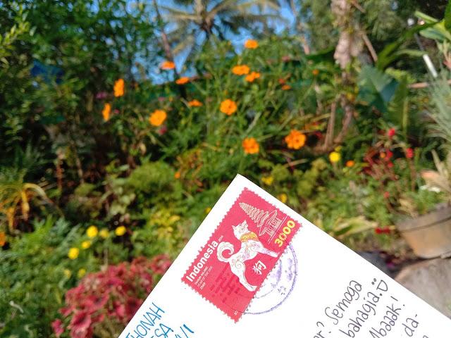 ucapan kartu pos hari raya idulfitri
