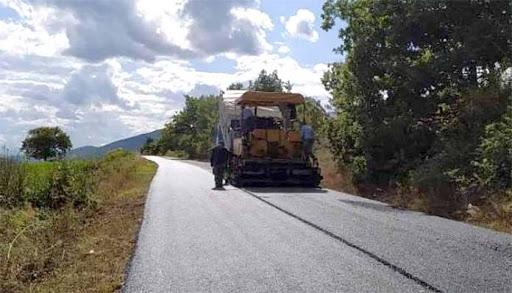 Με εντατικούς ρυθμούς η αποκατάσταση του οδικού δικτύου της Ερμιονίδας