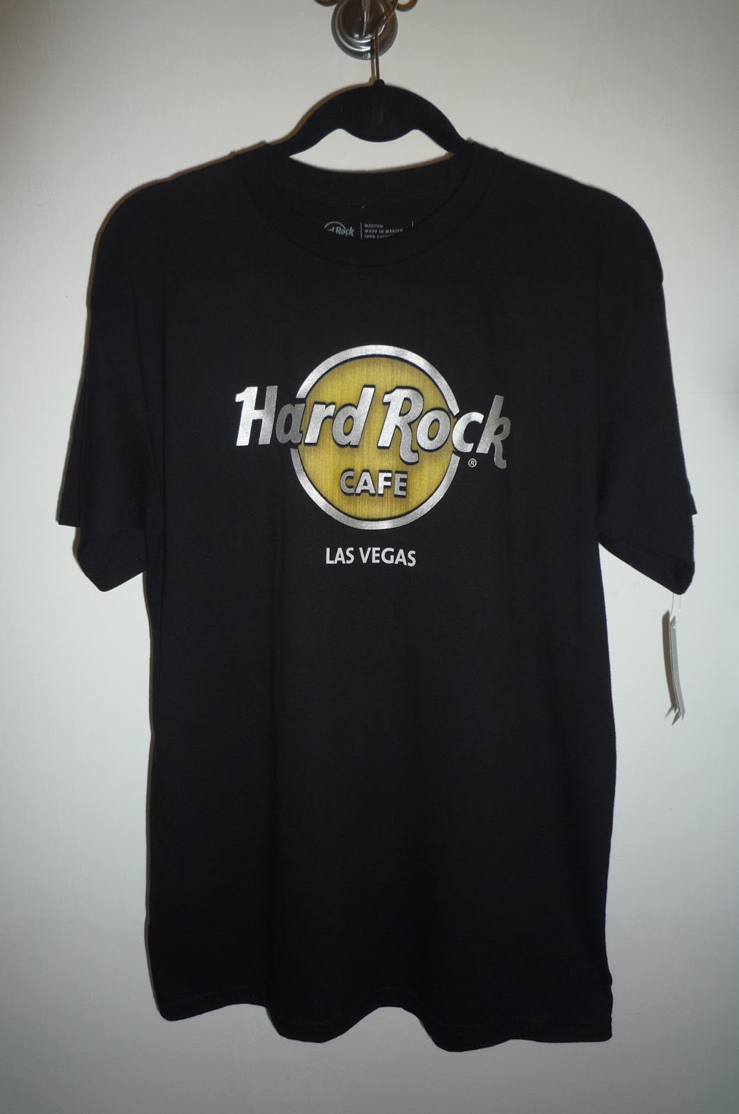 Busybeeroom Welcomes You Hard Rock Cafe Quot Las Vegas Quot T Shirt